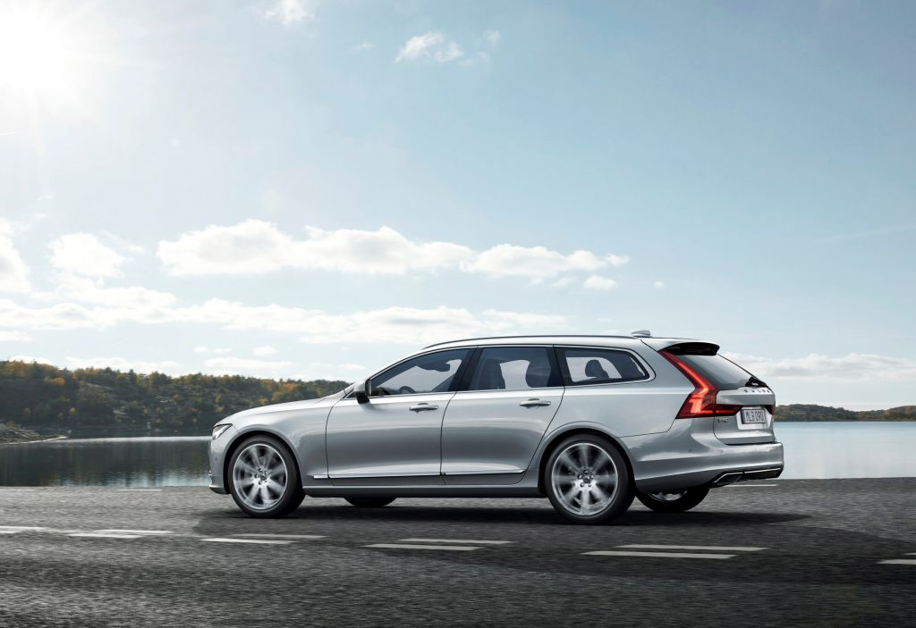 VOLVO V90  break 2016