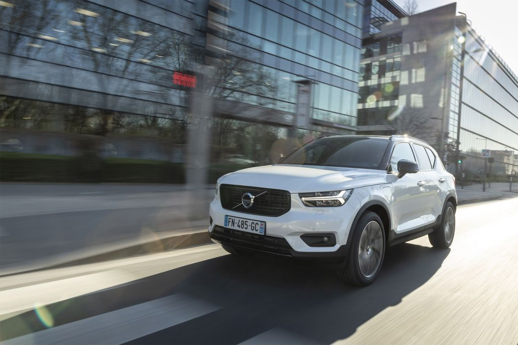 VOLVO XC40 T5 Twin Engine 262 ch SUV 2020