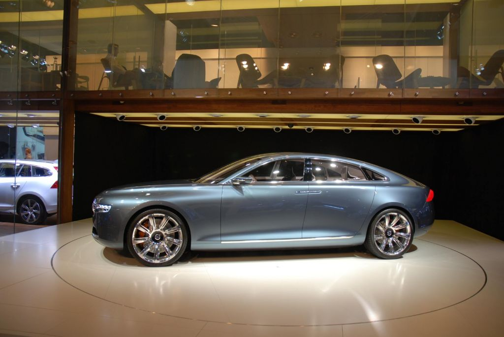 VOLVO YOU Concept concept-car 2011