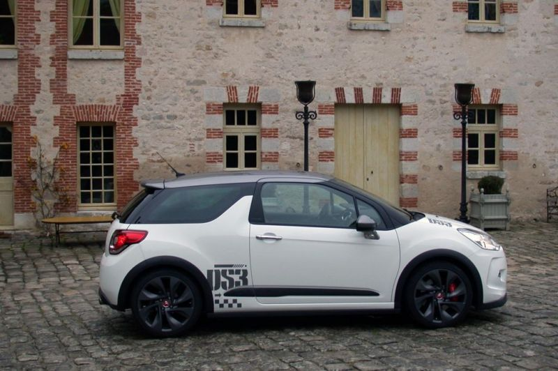 photo citroen ds3 racing 1 6 202 ch coup 2010 m diatheque. Black Bedroom Furniture Sets. Home Design Ideas