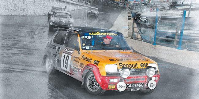 Rallye Monte-Carlo Historique 2016