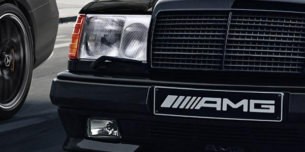 Mercedes-AMG : 50 ans de performance
