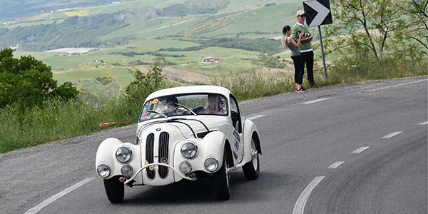 Mille Miglia : un musée automobile roulant