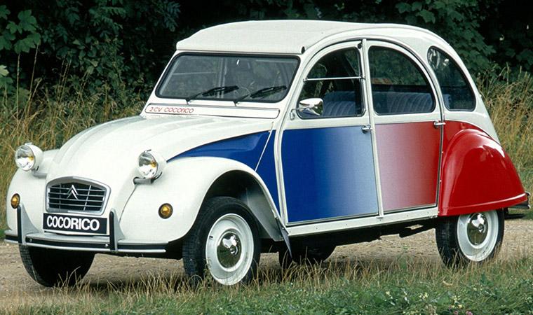 Les voitures qui ont marqué les Français