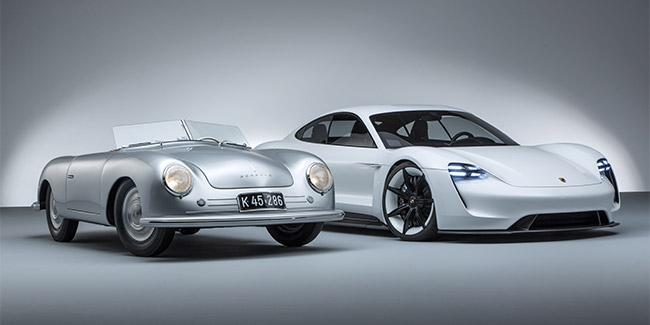 Porsche, 70 ans de légende