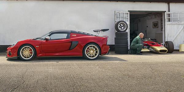 70 ans Lotus