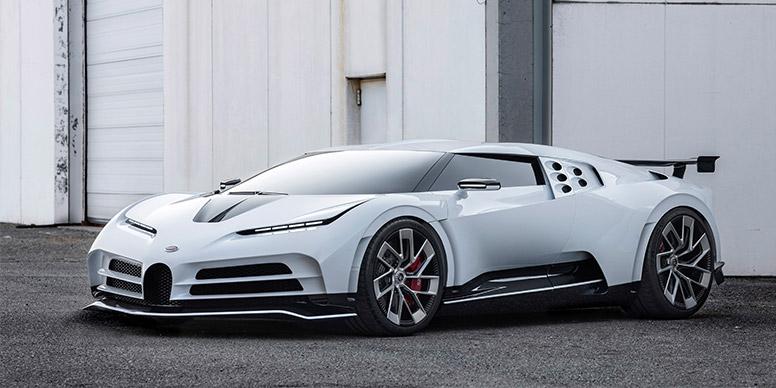 Les voitures les plus puissantes jamais produites
