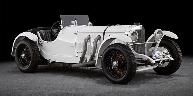 Mercedes, 120 ans déjà !