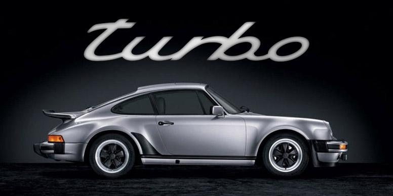 Porsche turbo :  45 ans et toujours du boost
