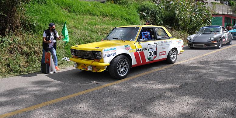 Carrera Panamericana 2020