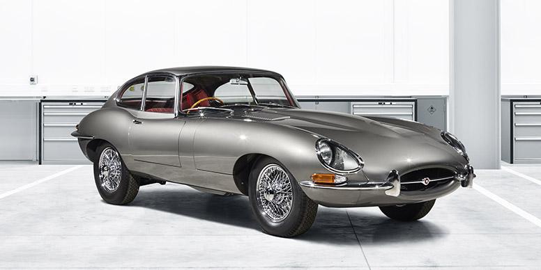 Jaguar Type-E, les 60 ans d'une diva