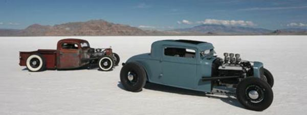 Bonneville Speed Week 2009