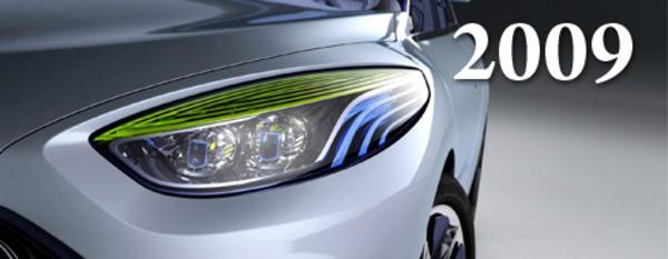 Retrospective 2009 : un univers automobile chamboulé