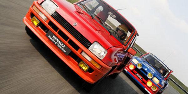 Les trente ans de la R5 Turbo