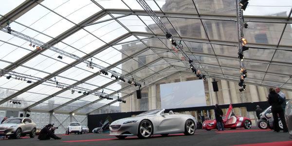 26ème Festival Automobile International