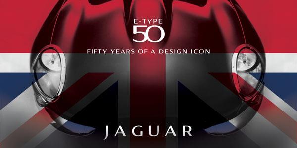 Les 50 ans de la Jaguar Type E