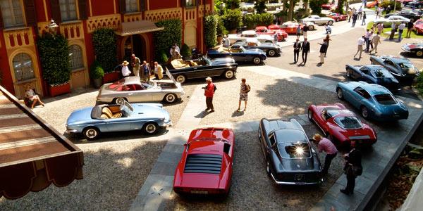 Concours d'Elegance de la Villa d'Este 2011