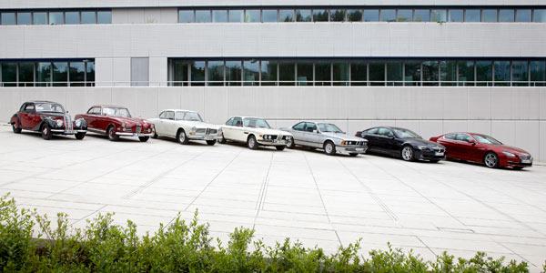 La BMW Série 6 et ses précurseurs