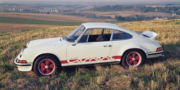 40 ans de Porsche 911 RS
