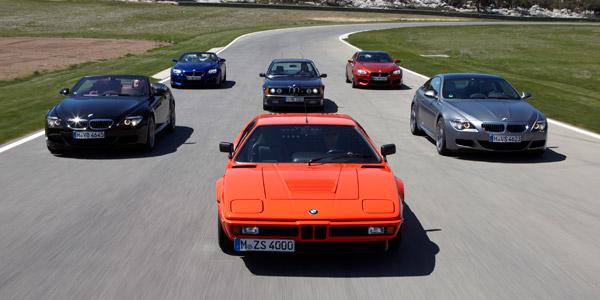 BMW Motorsport fête ses 40 ans
