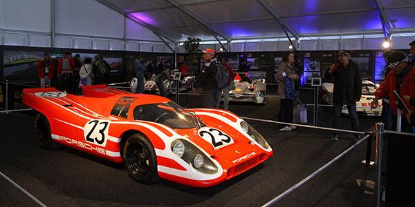 11 légendes pour les 90 ans du Mans