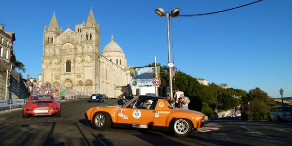 Circuit des remparts d'Angoulême 2013