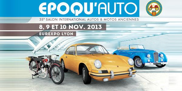 Salon Epoqu'Auto 2013