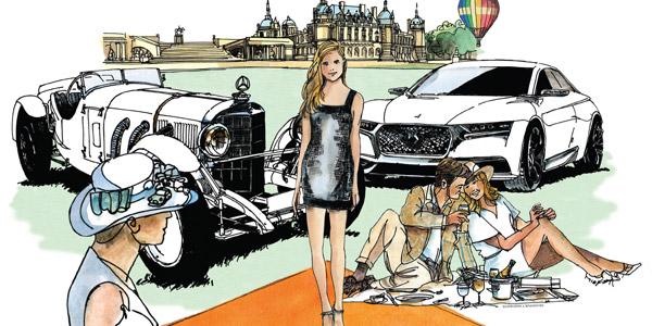 Chantilly Arts et Élégance 2015