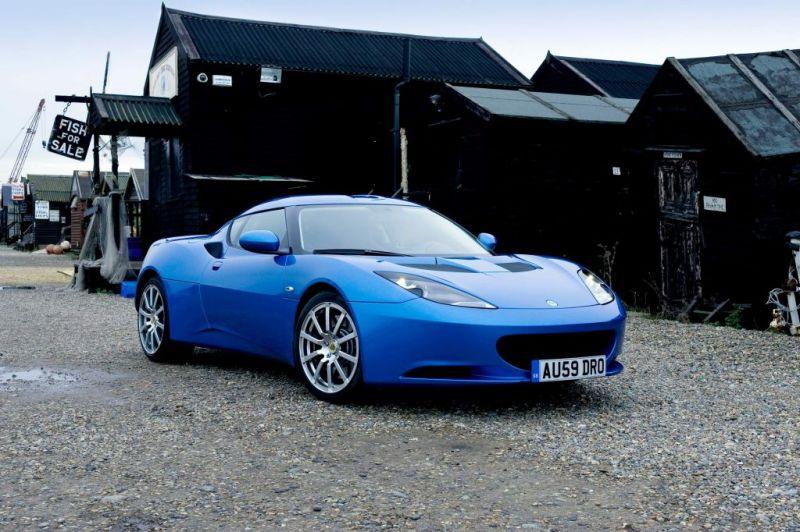 lotus evora les voitures de s rie les plus design du moment diaporama photo. Black Bedroom Furniture Sets. Home Design Ideas