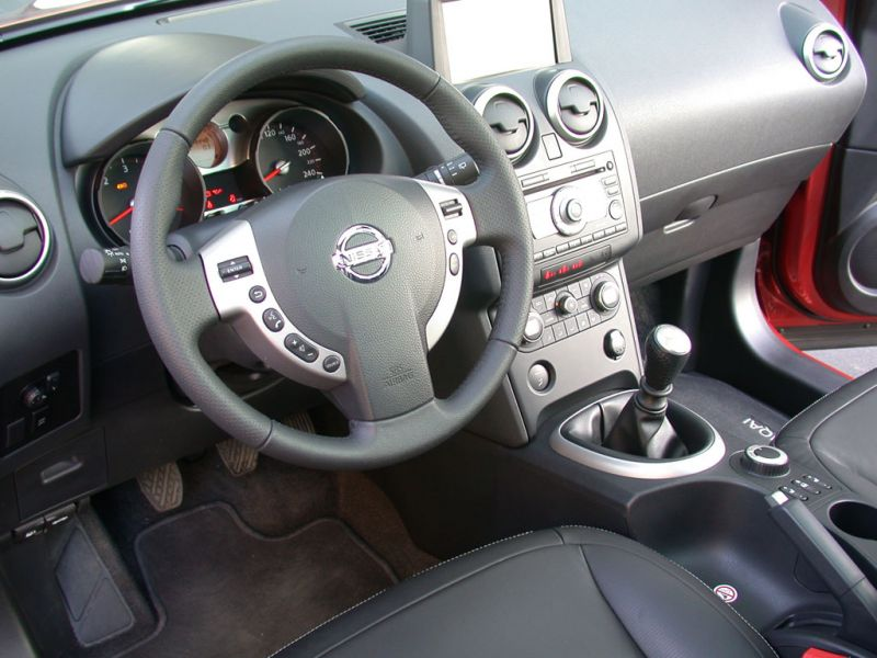 photo nissan qashqai i 2 0 dci 150 ch suv 2007 m diatheque. Black Bedroom Furniture Sets. Home Design Ideas