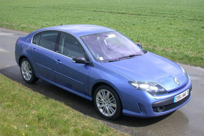 photo renault laguna iii gt 2 0 dci 180 berline 2008 m diatheque. Black Bedroom Furniture Sets. Home Design Ideas