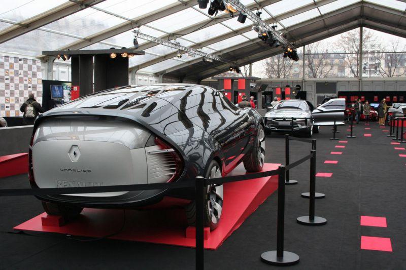 2008 Renault Ondelios Concept Car Pictures