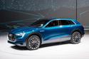 Présentation AUDI E-tron Quattro Concept