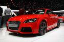 Présentation AUDI TT RS Plus