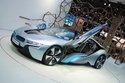 Présentation BMW i8 Concept