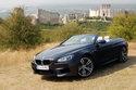 Essai BMW M6 Cabriolet