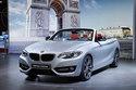 Présentation BMW Série 2 Cabriolet