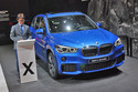 Présentation BMW X1