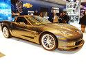 Présentation CHEVROLET Corvette ZR1