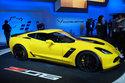 Présentation CHEVROLET Corvette C7 Z06