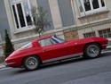 Présentation CHEVROLET Corvette Split Window 1963