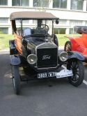 Photo FORD USA MODELE T