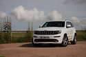 Essai JEEP Grand Cherokee SRT