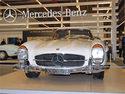 Présentation MERCEDES 300 SL Roadster