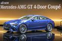 Présentation MERCEDES AMG-GT Coupé 4 portes