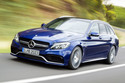 Essai MERCEDES C63 AMG S Break