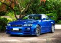 galerie photo NISSAN SKYLINE (R34) GT-R V-Spec