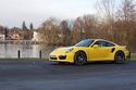 Essai PORSCHE 911 Turbo S (991)