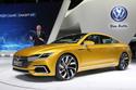 Présentation VOLKSWAGEN Sport Coupé Concept GTE