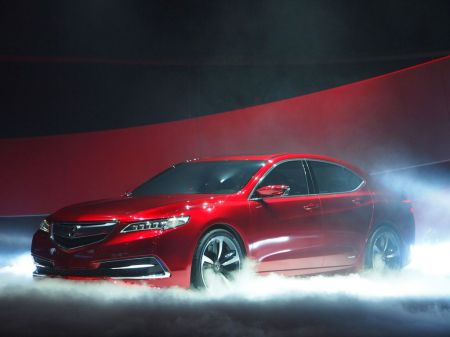 galerie photo ACURA TLX